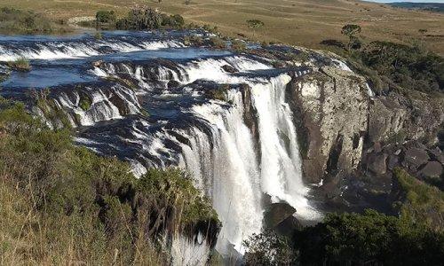 Passo do S, cachoeira