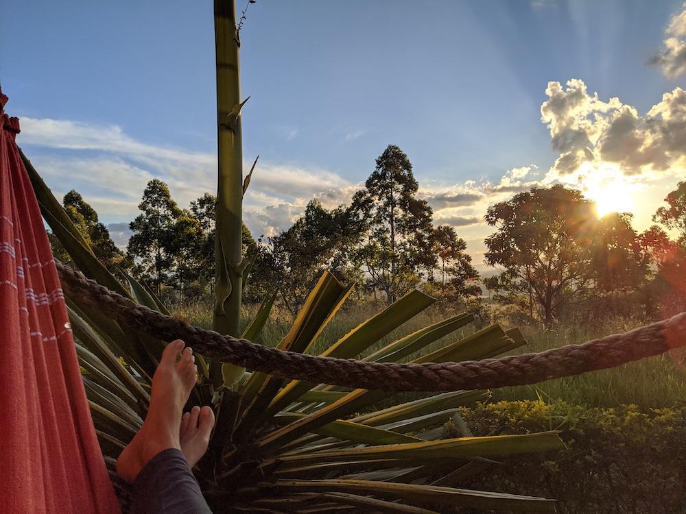 Onde se hospedar em Carrancas: Chalé Terra Viva