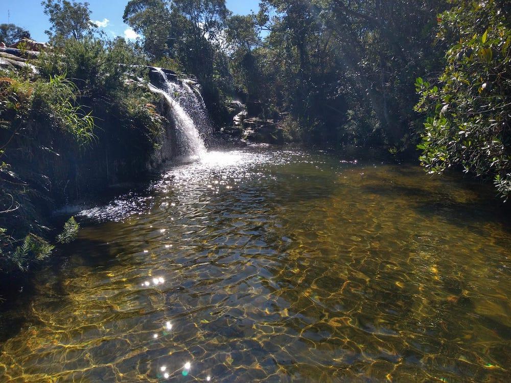 Cachoeira do Salomão