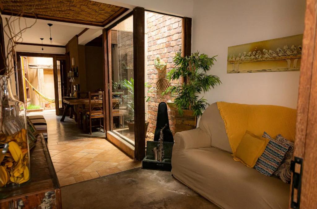 Chalé Diamantina Airbnb